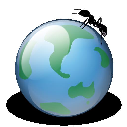 Logo de AntGPS